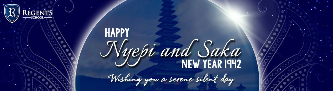 Happy Nyepi